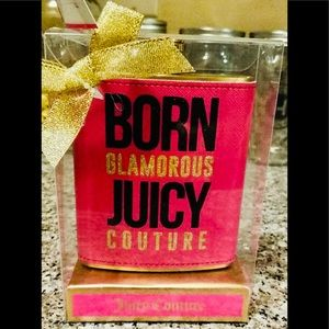 New with tags~ Authentic, Juicy Couture Flask
